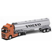 Welly Volvo FH12 Tank Trailer Toys Car
