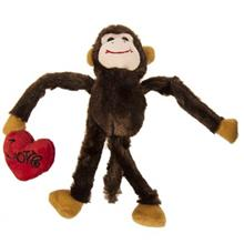 Brown Monkey Toys Doll Size Small