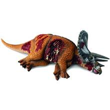 Collecta Dinosaur Prey Triceratops 88528 Size 2 Toys Doll