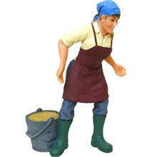 Collecta Female Farmer 88667 Size 1 Toys Doll