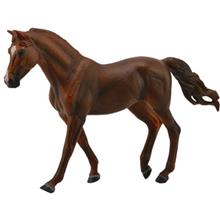 Collecta Horse Missouri Foxtrotter Mare Chestnut 88663 Size 2 Toys Doll