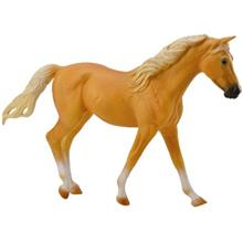 Collecta Horse Missouri Foxtrotter Mare Palomino 88662 Size 2 Toys Doll