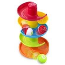 happy Kid Rolling Around Tower 4224 Educational Game