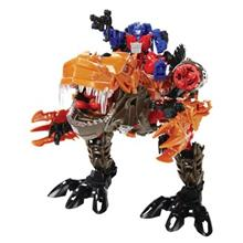 عروسک هاسبرو Transformers مدل Dinofire Grimlock And Optimus Prime کد A6146
