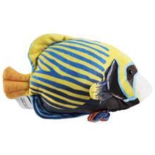عروسک ماهي پوليشي للي مدل Colorful سايز متوسط