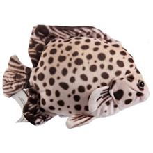 عروسک ماهي پوليشي للي مدل Polka Dots سايز متوسط