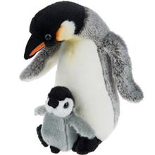 Lelly Penguin And Chick 692107 Size 3 Toys Doll