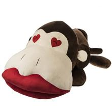 Paliz Monkey With Red Lip Toys Doll Size XLarge