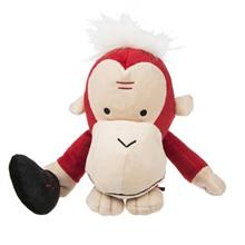 Paliz Red Monkey Toys Doll Size Medium