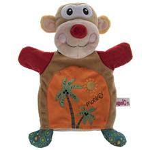 عروسک نمايشي ميمون رانيک کد 15050610