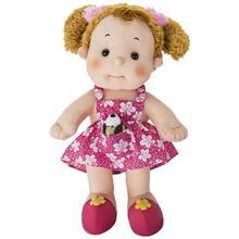 عروسک پوليشي تاي توي مدل فرفري با لباس صورتي سايز بزرگ