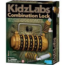 اسباب بازي آموزشي 4ام مدل Kidz Labs Combination Lock