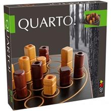 GiGamic Quarto Intellectual Game