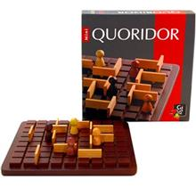 GiGamic Quoridor Mini Intellectual Game