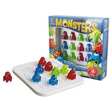 Smart Games Monsters Intellectual Game