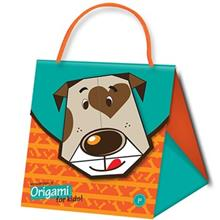 Oriman Dog Origami Set