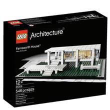 Lego Architecture Farnsworth House 21009 Toys