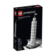 Lego Architecture The Leaning Tower Of Pisa 21015 Toys