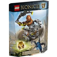 اسباب بازي ساختني لگو سري Bionicle مدل  Pohatu Master Of Stone