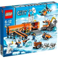 Lego City Arctic Base Camp 60036 Toys