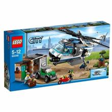 Lego City Helicopter Surveillance 60046 Toys