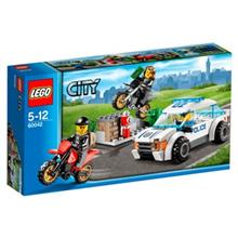 Lego City High Speed Police Chase 60042 Toy