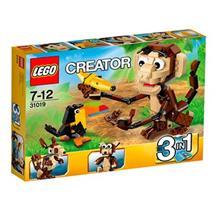 لگو سري Creator مدل حيوانات جنگل کد 31019