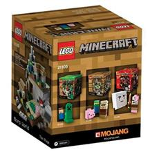 لگو سري Minecraft مدل The Village کد 21105