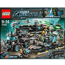 Lego Ultra Agents Agents Mission HQ 70165 Toys