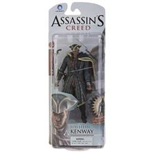 McFarlane Action Figure Haytham Kenway Assassins Creed