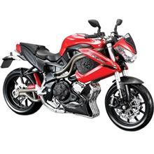 Maisto Benelli Tornado Nak-ed Tre R160 Toys Motorcycle