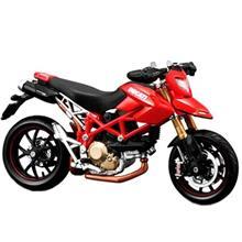 Maisto Ducati Hypermotard 1100s Toys Motorcycle