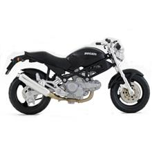 Maisto Ducati Monsterdark Toys Motorcycle