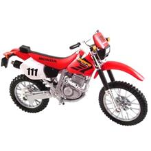 Maisto HONDA XR 400R Toys Motorcycle