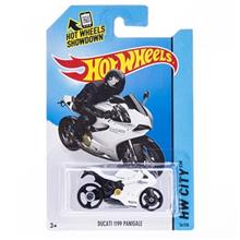 Mattel HW City Ducati 1199 Panigale Toys Motorcycle