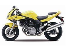 Maisto Suzuki SV650S Toys Motorcycle