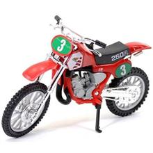 Welly Honda CR250R 3 Toys Motorcycle