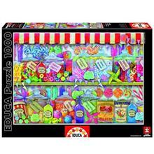 پازل 1000 تکه ادوکا مدل Candy Shop