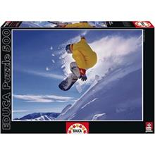 Educa Snow Board 500Pcs Toys Puzzle