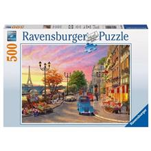 Ravensburger Abendstimmung in Paris 500Pcs Puzzle