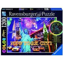 Ravensburger Colorful New York 161812 1200Pcs Puzzle
