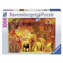 Ravensburger Impressionen aus Afrika 1000 Pcs