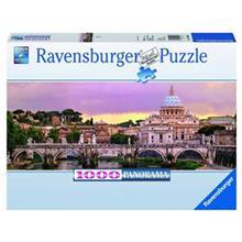 پازل 1000 تکه راونزبرگر مدل شهر رم کد 150632