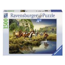 Ravensburger Wild Horses 1500Pcs Toys Puzzle