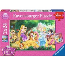 Ravensburger Best Friends of the Princesses 089529 Puzzle