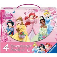 Ravensburger Princesses in the Rose Garden 072675 Puzzle