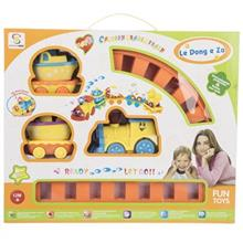 Sheng Chuan Cartoon Travel Train Toys