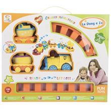 اسباب بازي قطار مدل Cartoon Travel Train