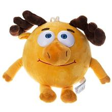 Yellow Stag Plush Doll Size Medium