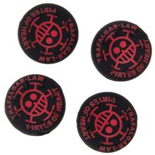 Trafalgar Law Logo Analog Stick Silicon Thumb Grip